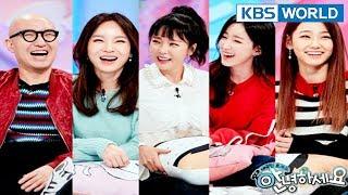 Guests : Hong Seokcheon, Wax, Hong Jinyoung, Gugudan's[Hello Counselor/SUB : ENG,THA / 2018.02.19]