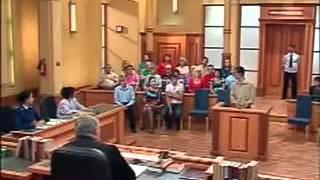 Гоген Солнцев на суде