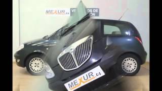 Video Lancia Ypsilon Automóviles Mexur