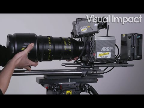 Some great tips for building an ARRI studio set-up: