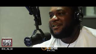 AR-AB: Power 99 Come Up Show Freestyle