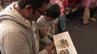 Victoria's First Nepali Public Library – 2014