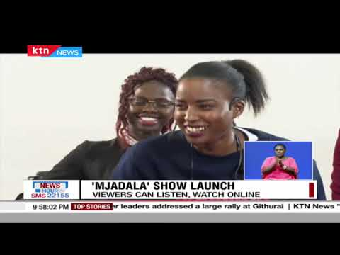 'Mjadala Show' Launch: Vybez Radio starts show that engages the youth on issues that affects them