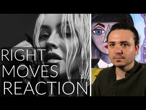 Christina Aguilera ft Keida & Shenseea - Right Moves - Reaction