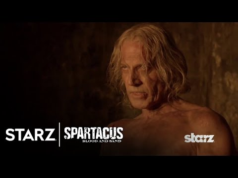 Spartacus: Blood and Sand | Episode 12 Clip: Farewell Solonius | STARZ
