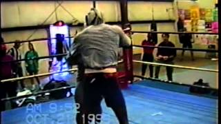 David Tua Vs Evander Holyfield sparring long version ツアホリースパー