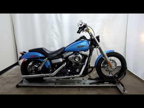 2011 Harley-Davidson Dyna® Street Bob® in Eden Prairie, Minnesota - Video 1