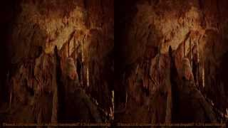 preview picture of video '3D 2D Stereoscopic FHD Dripstone cave of Jósvafő Hungary photo & directed by Miklós Papp 07 16 2014'