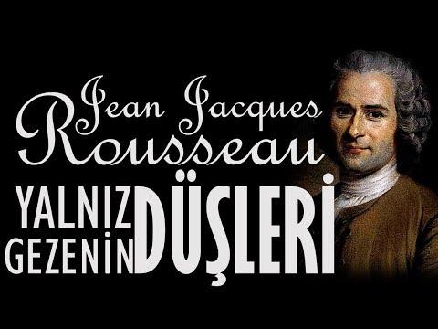 """""""Yalnız Gezenin Düşleri"""" Jean-Jacques Rousseau sesli kitap tek parça Akın ALTAN"""