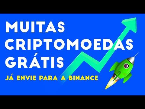 Ganhe Muitas Criptomoedas Nano | Ganhar Dinheiro com Criptomoedas | Já pode Trocar na Binance