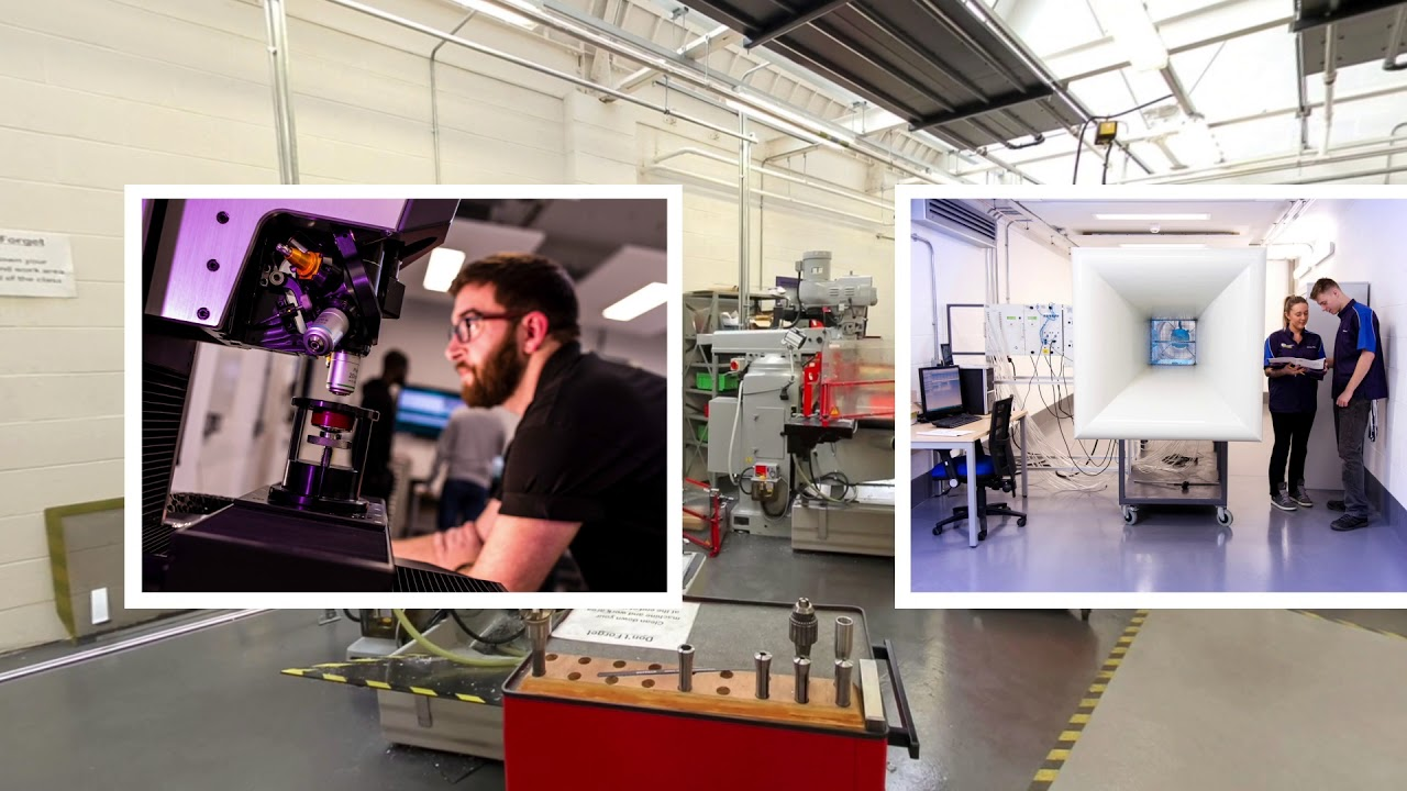 Why you should study Mechanical Engineering at the University of Derby