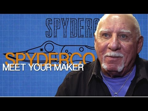 Spyderco Knives | Meet Your Maker | Sal Glesser