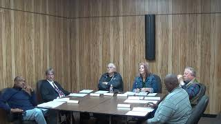January 23, 2020 Special City Council Meeting
