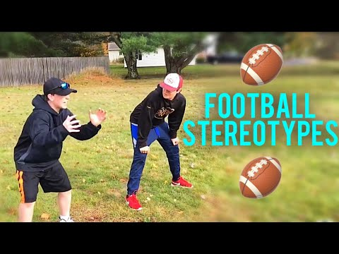 FOOTBALL STEREOTYPES   MCC TrickShots (Inspired By Dude Perfect)