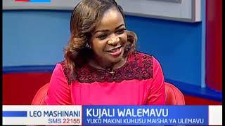 Sylvia Moraa aelezea jinsi ya kuishi na kuhudumia watu wenye ulemavu | Sehemu ya Kwanza