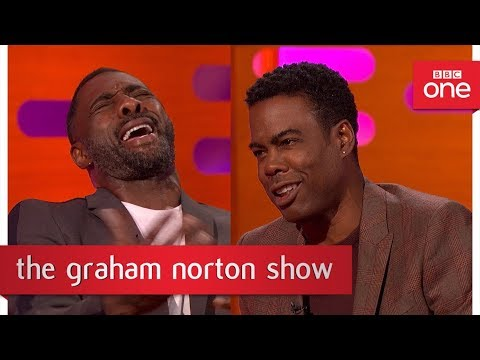 Chris Rock and Idris Elba talk about meeting Barack and Michelle Obama - The Graham Norton Show