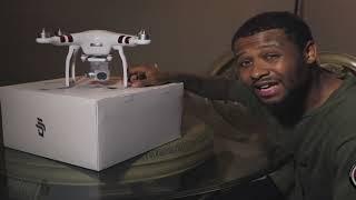 DJI Phantom 3 Standard Quadcopter Drone Unboxing & Full Review