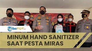 TERUNGKAP Motif Pemberi Miras 'Hand Sanitizer' di Berau Berujung 5 Orang Meninggal 1 Masih Dirawat