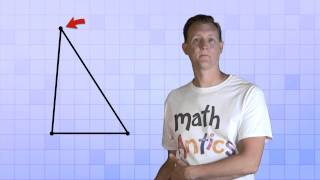 Math Antics - Triangles