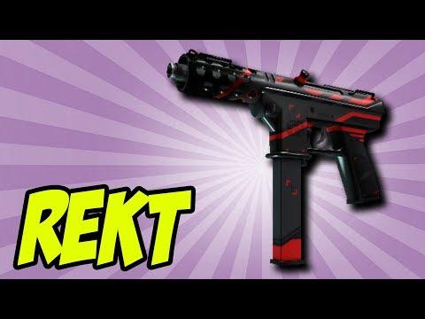 TEC-9  -> REKT-9