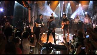 Pom Poms - Jonas Brothers at Much Music Live