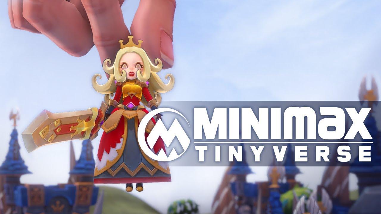 Buy MINImax Tinyverse - Two Realms Unlock + Current & Future (DLC) Steam  Key GLOBAL | ENEBA