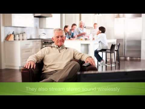 Audibel Range Wireless Hearing Aids
