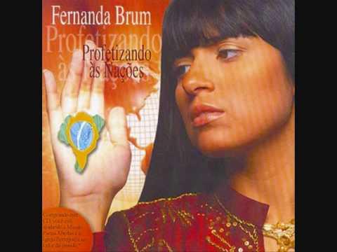 Unção de Ousadia - Fernanda Brum