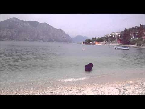 Lago di Garda | Spiaggia di Malcesine