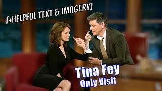 Download Youtube: Tina Fey - The Ideal Craig Ferguson Guest? - Her Only Appearance [+Helpful Text & Imagery]