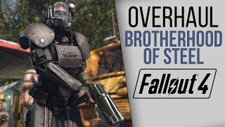 5 Mods to Improve the Brotherhood of Steel in Fallout 4