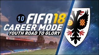 FIFA 18 Youth Career Mode RTG Ep10 - END OF SEASON RELEGATION FIGHT FINALE!!