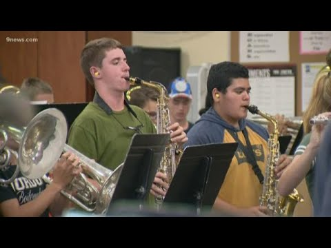This Colorado band won a state championship even though it doesn't practice during the week