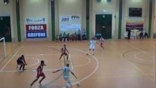 preview picture of video 'Coppa Italia Serie C2  CALCETTO SPELLO - CTS GRAFICA 4 - 3  Highlights - HD -'