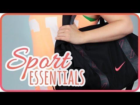 Meine Sport Essentials