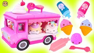 Lip Gloss Makeup Maker ! Num Noms Series 5 DIY Truck