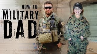 BEING A PARENT WHILE IN SPECIAL OPERATIONS | Nick Koumalatsos