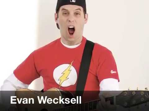 2013 Demo -  Comedian Evan Wecksell