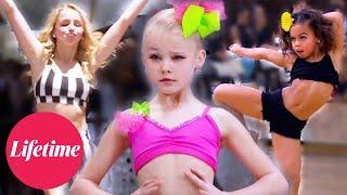 MOST INTENSE IMPROV DANCE-OFF HEAD-TO-HEAD BATTLES - Dance Moms (Flashback Compilation) | Lifetime