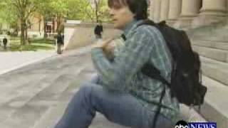<b>Rivers Cuomo</b> Harvard Interview