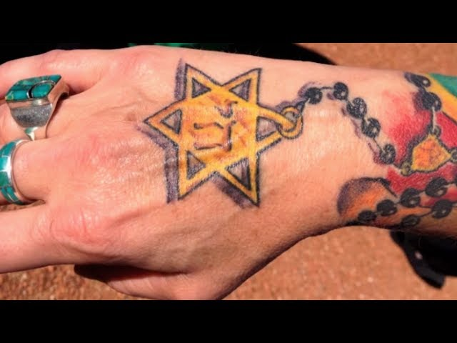 Orthodox Cross Tattoo On Wrist