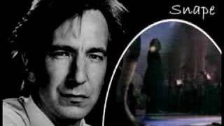 Severus Snape ~ I Will Remember You