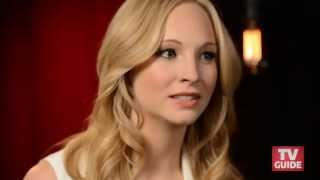 Vampire Diaries Bite 4x21: Candice Accola Talks Klaroline