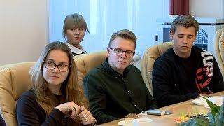 С экспедицией в Уссурийск приехали студенты из Высшей школы экономики Москвы