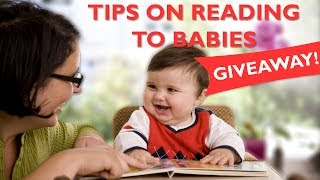 Tips on Reading to Babies | CloudMom