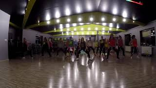 Meghan Trainor   Wave Ft. Mike Sabath  Zumba Gold Body Balance Choreo By MoNaO Monika Bartnik