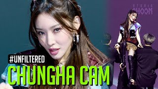 [UNFILTERED CAM]  CHUNG HA(청하) 'Bicycle' 4K | BE ORIGINAL