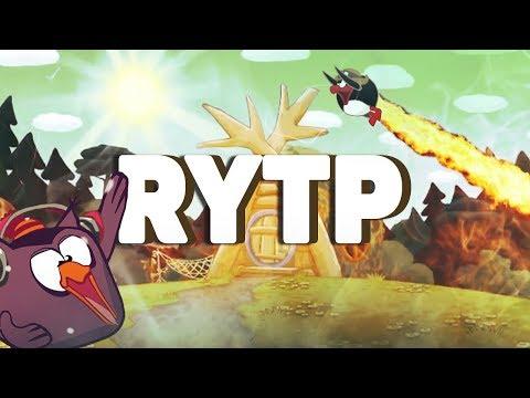 Смешарики RYTP #2 Бунд пылесоса
