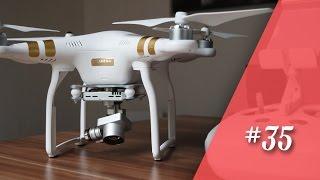 Dji Phantom 3 Professional Drohne , endlich da (Teil 1/3) // deutsch // in 4K // #35