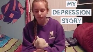 My Depression Story (13 years old) | Christine XP